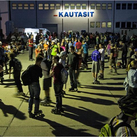 12-07-2013 - Kautasit-Strecke