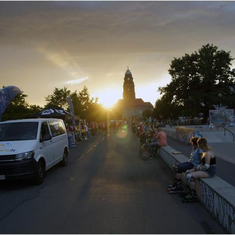 24-07-2020 - Elbepark-Strecke